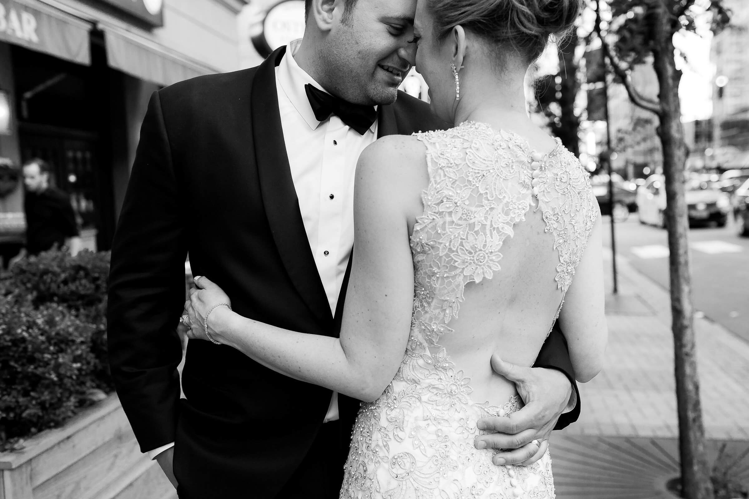 Elle Rose Photo Modern Day Wedding Photography - Guy gets professional photoshoot with his cat engagement photos